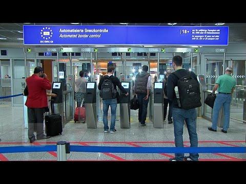 Das automatisierte Grenzkontrollsystem Easy Pass