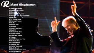 Richard Clayderman Greatest Hits   The Best Of Richard Clayderman   Best Instrument Music