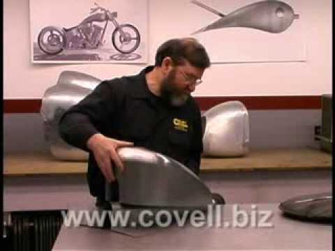 Making Motorcycle Gas Tanks Part 1 Youtube