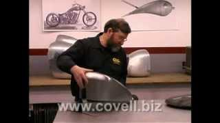 Making Motorcycle Gas Tanks Part 1