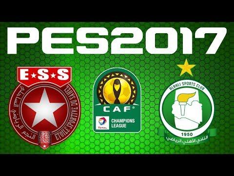PES 2017 - CAF Champions League - Quarter-final - ETOILE SAHEL vs AL AHLI TRIPOLI