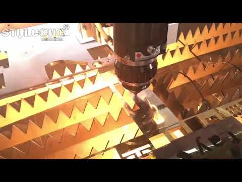 High precision small metal laser cutter 1390