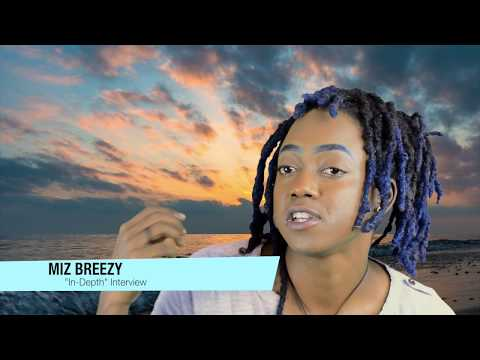MIZ BREEZY Discusses The Grand Bahama Music Scene and Bahamians Artists Working Together