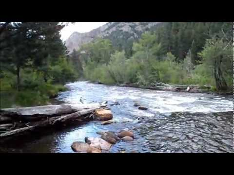 St. Vrain Fly Fishing  Backcountry