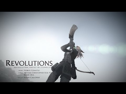 FINAL FANTASY XIV - Revolutions