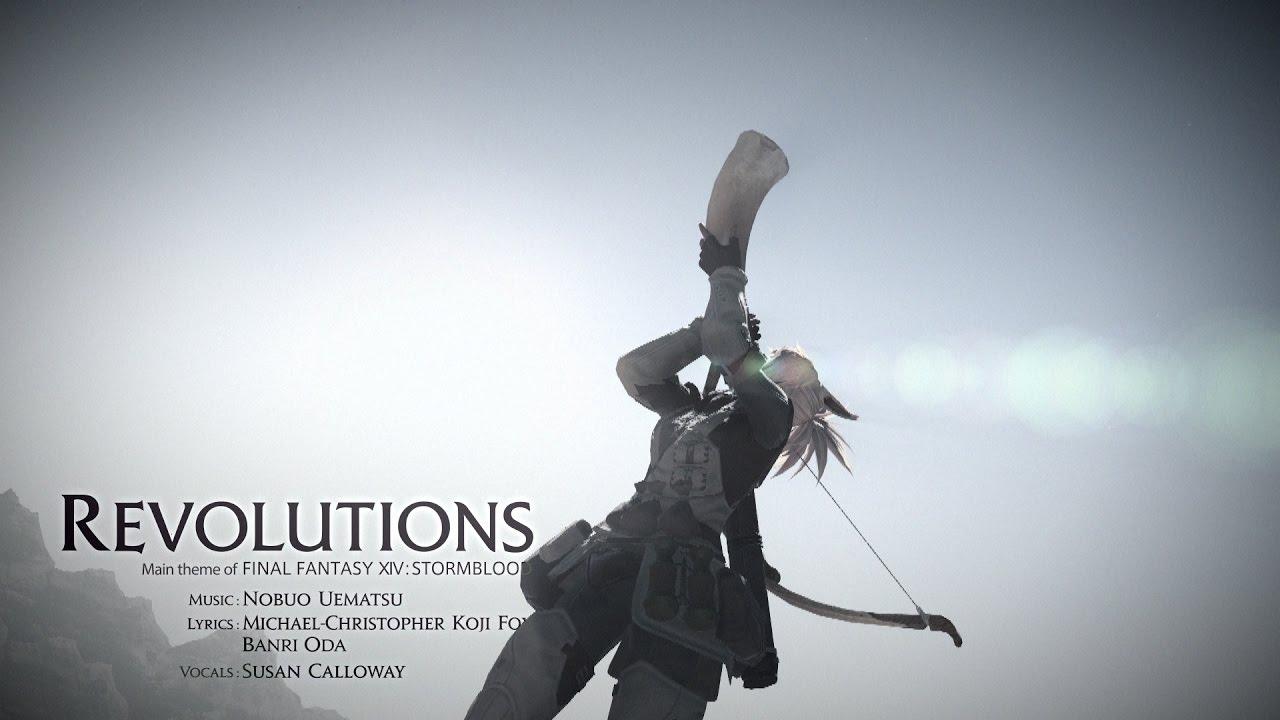 FINAL FANTASY XIV - Revolutions #1