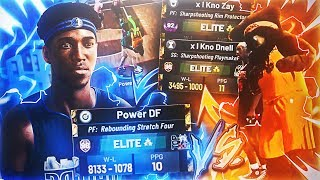 x I KNO CLAN TRIES TO EXPOSE POWER DF IN STAGE! (EXPOSED)| BEST BUILD IN NBA 2K19! WHO IS BEST CLAN?