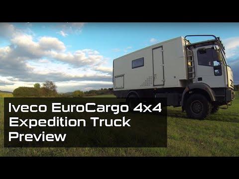 Iveco EuroCargo ML95E15WR Expediton Truck