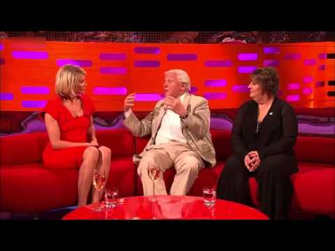 The Graham Norton Show S11x07 Cameron Diaz, David Attenborough, Kathy Burke Part 2 YouTube