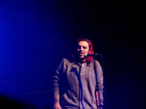 Staind (with Shaun from Seether)- Epiphany - Live @ Sheffield Academy 23 01 09