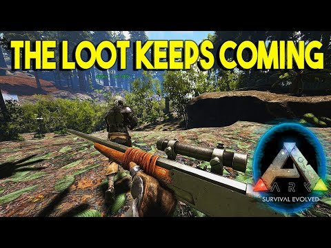 """""""THE LOOT KEEPS COMING!!"""" - ARK SLIDERS #3 