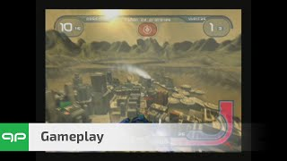 Gameplay | WipEout Fusion (PS2, 2002) - Demo Gameplay 01