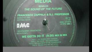 Francesco Zappala & DJ Professor - We Gotta Do It