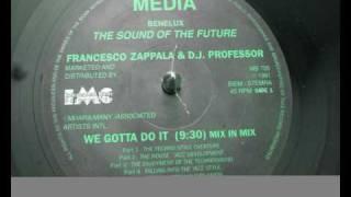 Francesco Zappala & DJ Professor - We Gotta Do It
