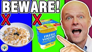 Top 10 Foods You Should NEVER Eat Again!