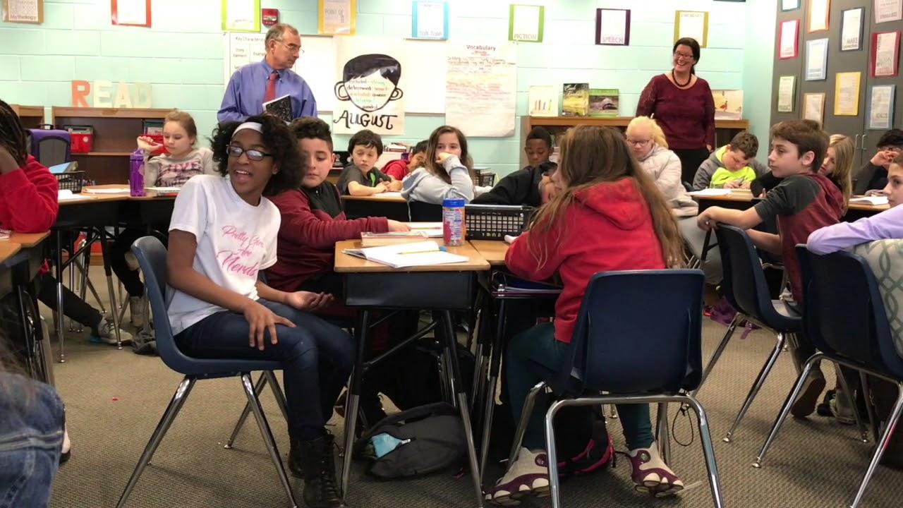 Monticello-Brown Summit Elementary School - Knowledge Matters