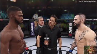 UFC® Fight Night 140 | Neil Magny vs. Santiago Ponzinibbio | Fight Simulation
