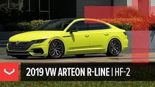 Vossen Hybrid Forged HF-2 Wheel | 2019 VW Arteon R-Line | VW Enthusiast Fleet