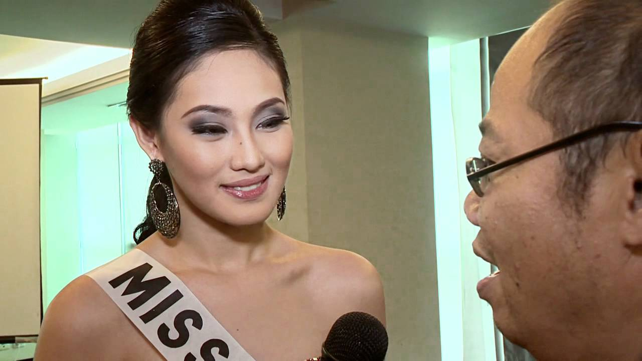 Dianne Necio, Binibining Pilipinas International 2011 ...  |Dianne Necio