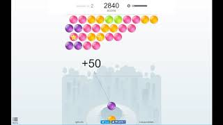 BUBBLE SHOOTER FRVR - Game preview
