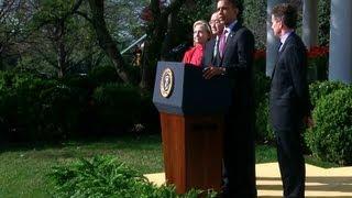 President Obama Nominates Jim Yong Kim for World Bank President