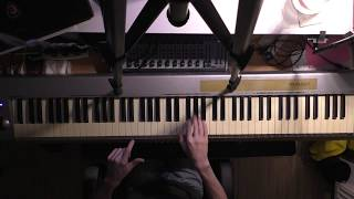 Hoobastank - The reason (Pianocover + german lyrics)