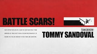 Tommy Sandoval's Battle Scars | Tomorrow...