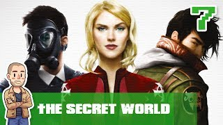 The Secret World Gameplay Part 7 - Dawning of an Endless Night - TSW Let