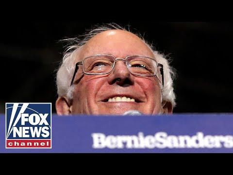 Bernie wins big