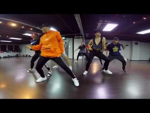 Janet Jackson - Damn Baby | Brian & Scott Nicholson Choreography