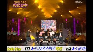 Jang Yoon-jeong - Oh my, 장윤정 - 어머나, Music Camp 20050212