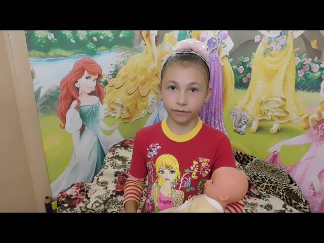 Изображение предпросмотра прочтения – ВасилисаШеховцова читает произведение «Колыбельная (Спи, мой мальчик!)» В.Я.Брюсова