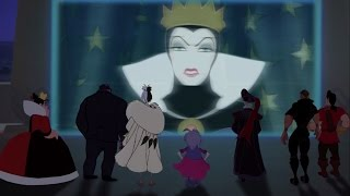 Disney Villains: The Series - 3x01 The River Styx (Crossover)