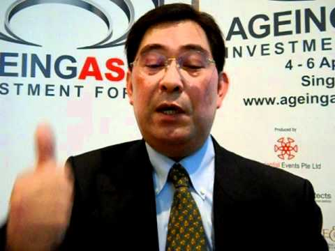 Ageing Asia Investment Forum Singapore 2011 -  Update on Japan