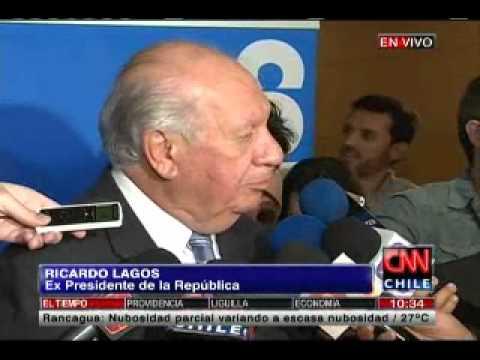 "Ricardo Lagos sobre homenaje a Pinochet: ""Me parece casi una provocación"""