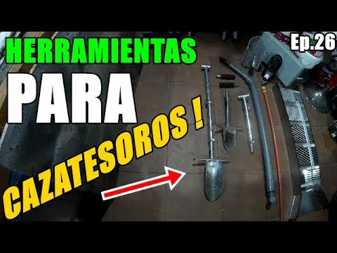 GADGETS caseros INVENTOS de CAZATESOROS que necesitas !!! Toodls - inventos caseros GOLD