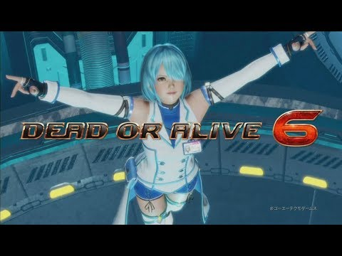 Dead or Alive 6 introduces brand new fighter, tech-head NiCO