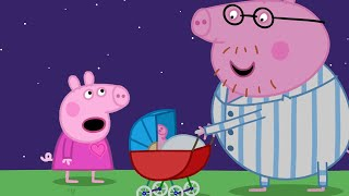 Peppa Pig Official Channel | The Noisy Night at Peppa's House