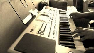 The sting (theme) - Synthesiser Piano Keyboard Cover