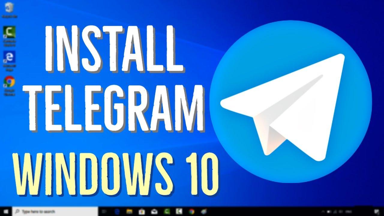 How to Install Telegram on Windows 20 PC