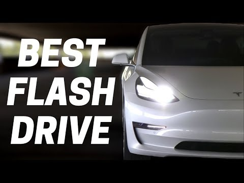 Watch This Before Buying A USB Drive For Your Tesla!