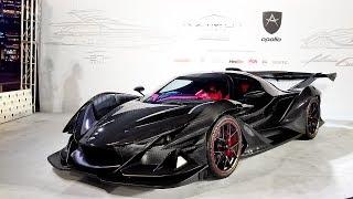GAME OVER Lamborghini and Pagani...This $2.7 Million Apollo is INSANE thumbnail