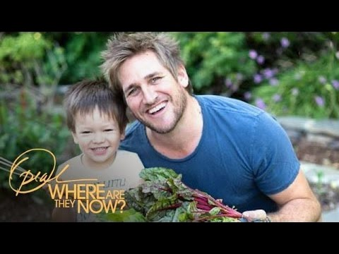 Celebrity Chef Curtis Stone Reflects on Fatherhood | Where Are They Now | Oprah Winfrey Network
