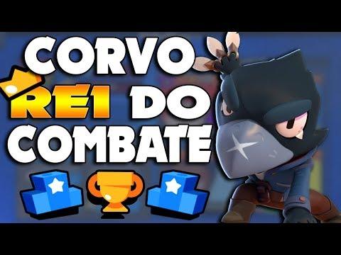 CORVO AINDA É O REI DO COMBATE!?!? - BRAWL STARS!