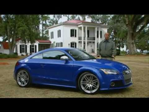 motorweek road test 2009 audi tts youtube. Black Bedroom Furniture Sets. Home Design Ideas