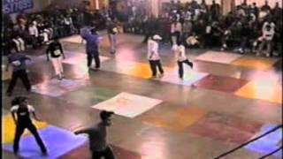 concurso de baile en punata-cochabamba 2004