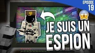 JE DEVIENS UN ESPION ?! | Minecraft Moddé S4 | Episode 19