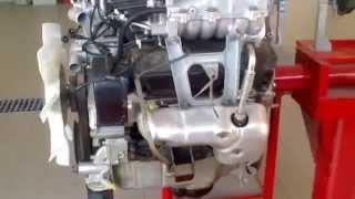 Mitsubishi turbo V6 engine