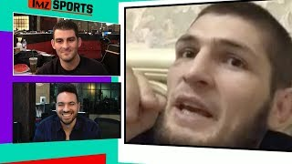 UFC's Khabib Nurmagomedov: I'll Fight Conor McGregor for Free | TMZ Sports