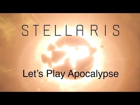 Stellaris: Apocalypse - First Look at 2.0/Apocalypse -LOOOOOONG